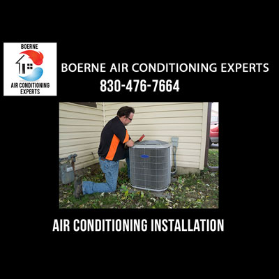 boerne air conditioning experts